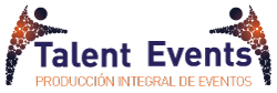 TALENT EVENTS Logo